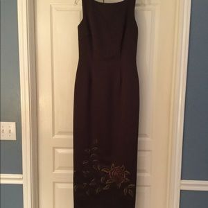 VINTAGE early 2000's evening gown